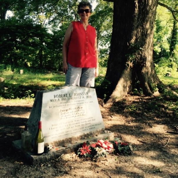 Johnson grave